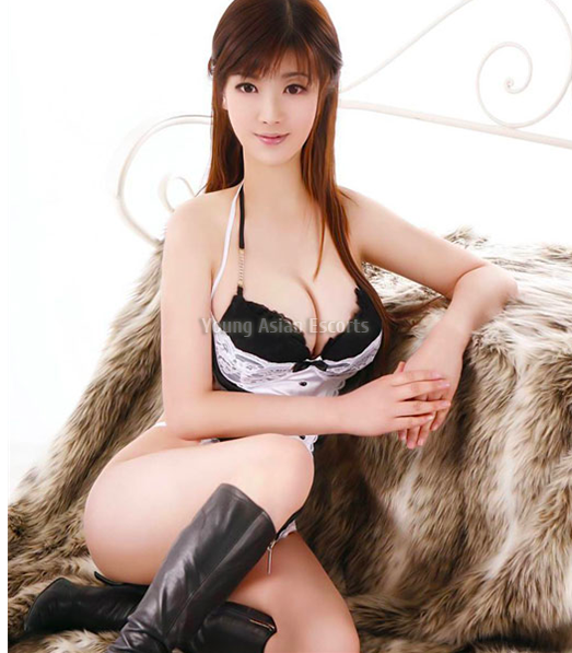 Young Japanese Escort in London